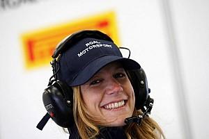 Auto GP Race report Michela Cerruti takes top-5 finish in Le Castellet Auto GP Race