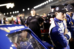 NASCAR Truck Testing report Brad Keselowski Racing test report and quotes - Charlotte Motor Speedway