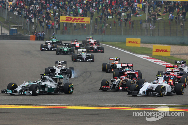 What Formula One needs, it already has