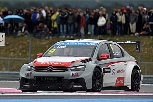 WTCC Breaking news New Horizons for the Citroën C-Elysée WTCC