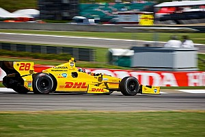 IndyCar Practice report Andretti Autosport after Free Practice at Alabama