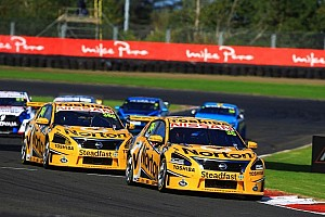 Supercars Race report Michael Caruso and Rick Kelly finish 5th and 8th in New Zealand