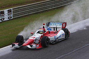 IndyCar Race report Justin Wilson surges to sixth in Honda Grand Prix