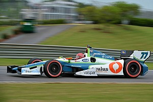 IndyCar Race report Pagenaud continues string of top-five finishes at Barber