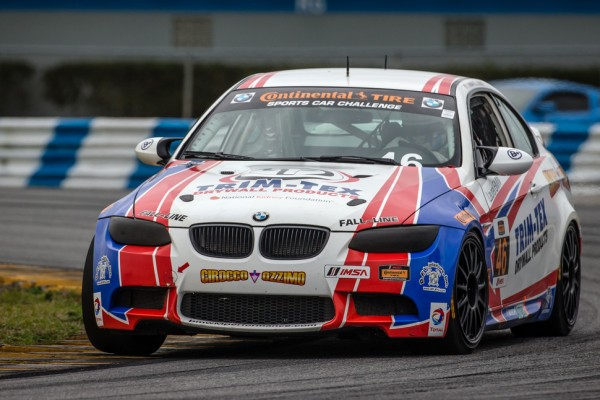 Edwards, Hindman take Continental Tire Challenge victory