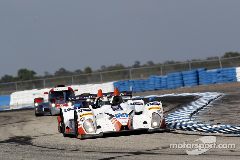 CORE qualifies fourth in Monterey
