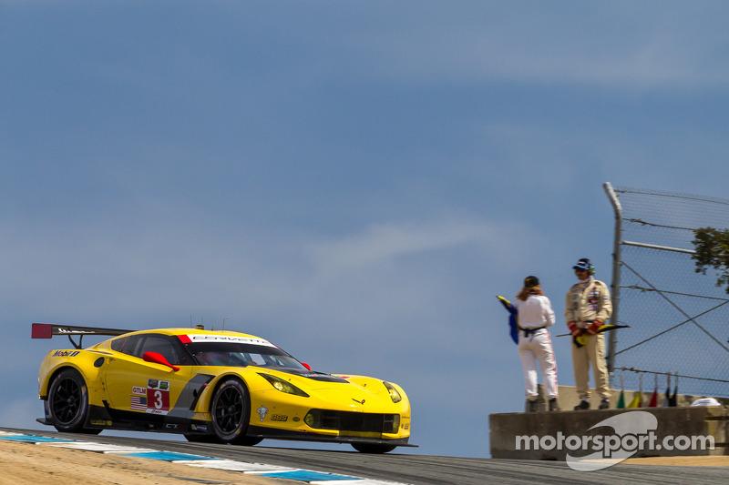 Corvette Racing at Laguna Seca: Second straight win for Magnussen and Garcia