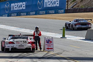 IMSA Commentary To fine, or not to fine?