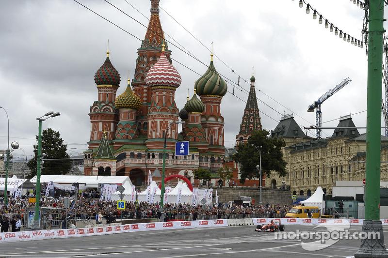 Russian crisis has stopped F1 sponsor talks