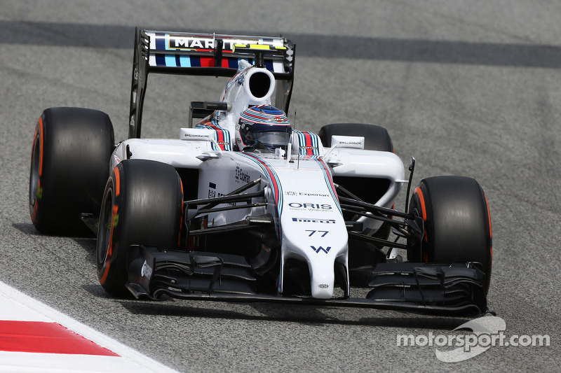 Spanish GP: Williams continues to qualify in the top ten