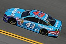 Petty Motorsports earns a top-10 at Kansas