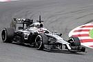 Barcelona test - Day 1 - McLaren Mercedes