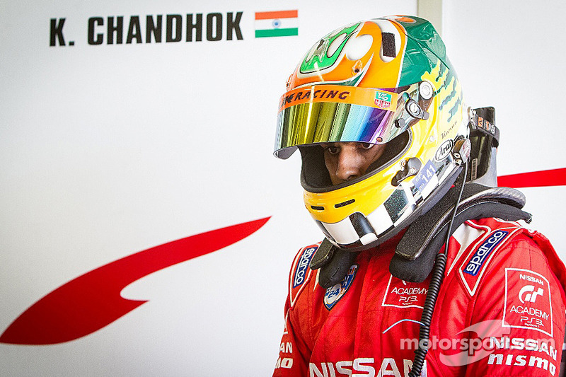 Chandhok heads to Imola for round 2 of the ELMS