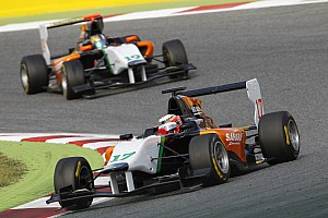 GP3 Race report Race debut for Hilmer Motorsport in GP3 Series