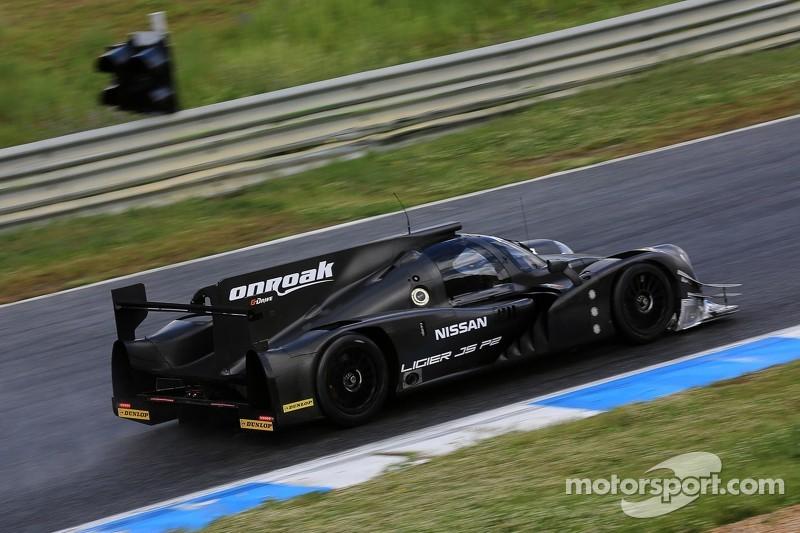 The Ligier JS P2 is ready