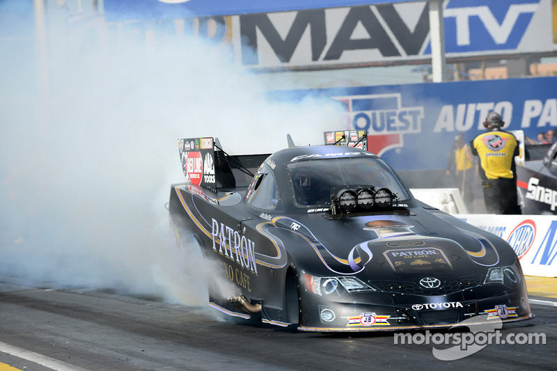 DeJoria, Enders-Stevens, Torrence and Krawiec lead qualifying efforts at Southern Nationals