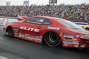 NHRA Race report Enders-Stevens extends Pro Stock points lead at Atlanta