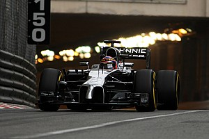 Formula 1 Practice report Top 10 times for McLaren drivers on Thursday's practice for the Monaco GP