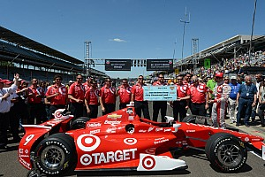 IndyCar Breaking news Dixon and company win the Pit Stop Competition