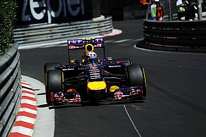 Formula 1 Qualifying report Very positive qualifying result for Red Bull in Monaco