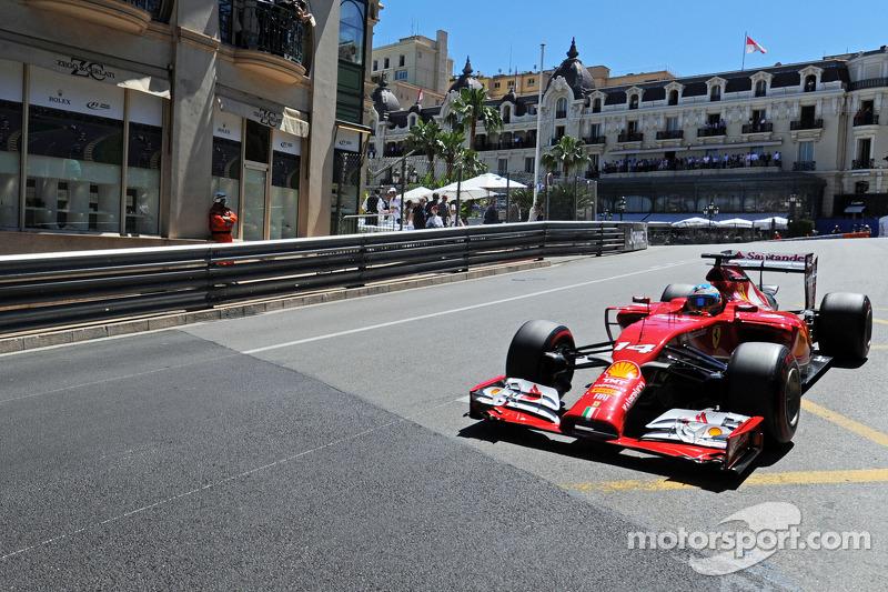 Ferrari: Mixed feelings on qualifying for the Monaco GP