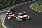 Honda Civics in split second challenge Tarquini takes Pole for Race 2