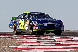 NASCAR Race report Pursley escapes with victory for 19th career NASCAR K&N Pro Series West win