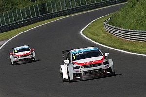 WTCC Race report Muller and Lopez kings of the Salzburgring