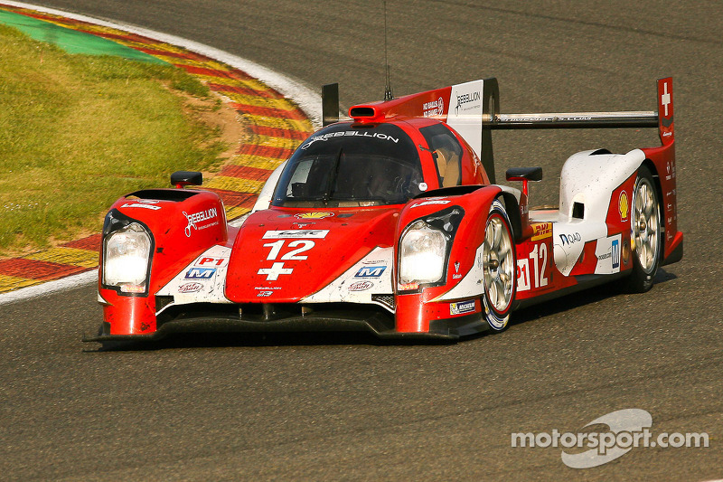 A Test Day rich in new experiences for ORECA