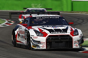 Blancpain Endurance Race report Nissan takes Pro-Am victory at Silverstone