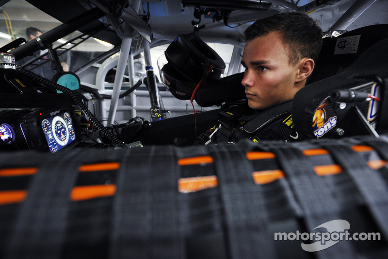 Brett Moffitt to make NASCAR Sprint Cup Series debut