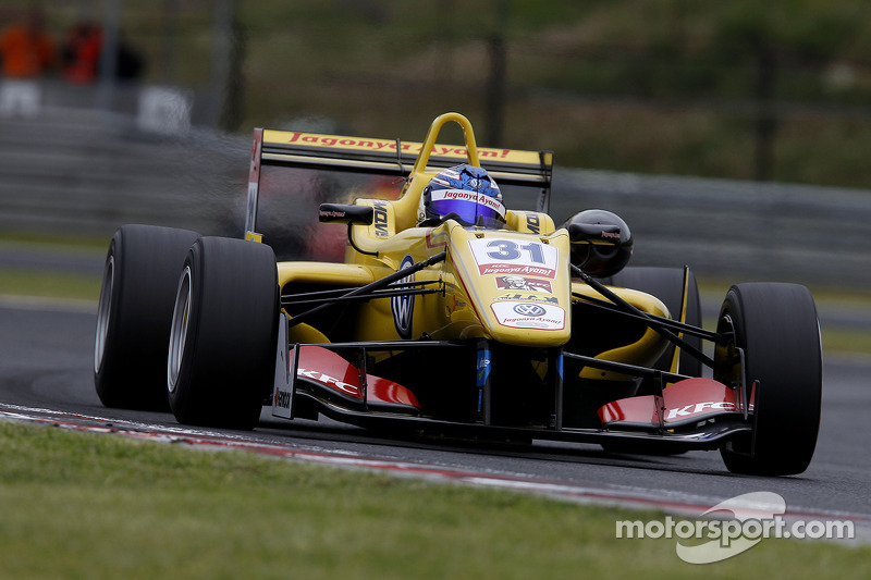 Tom Blomqvist wins, thus reducing Ocon's lead