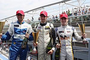 Auto GP Race report Kevin Giovesi and Andrea Roda ignite home crowd at Monza