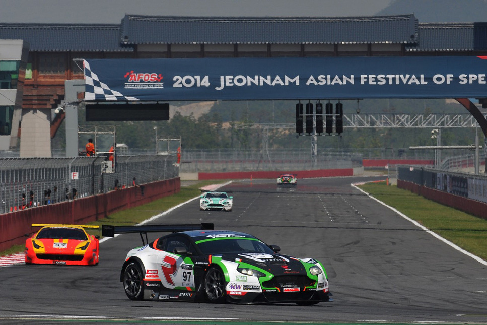 Craft-Bamboo Racing wins round four of GT Asia, but is disqualified