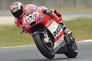 MotoGP Race report Sixth place for Dovizioso in Italian GP at Mugello, while Crutchlow crashes out
