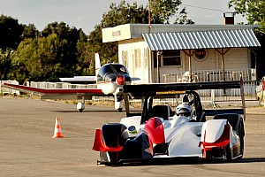 Hillclimb Breaking news Romain Dumas continues preparations for Pikes Peak