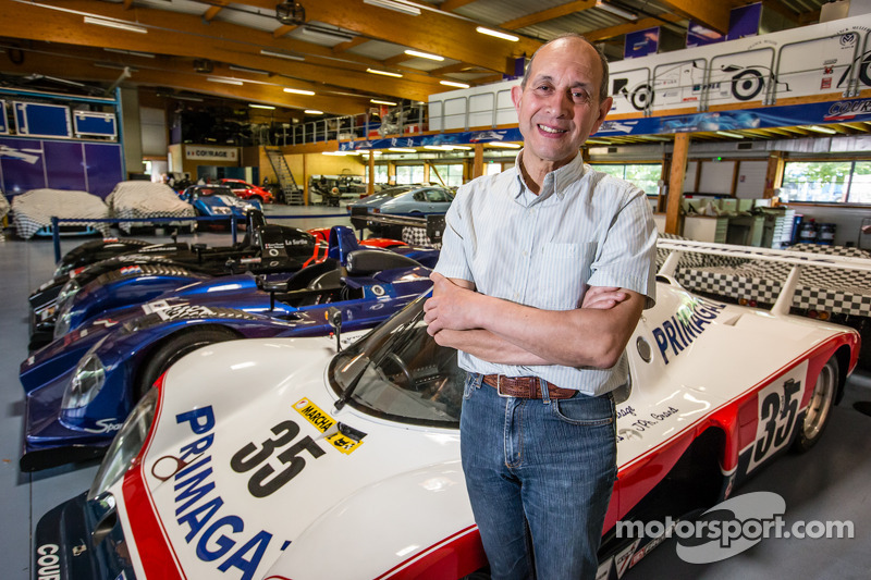 An interview with Le Mans legend Yves Courage