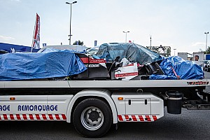 Le Mans Breaking news Audi building new car after crash