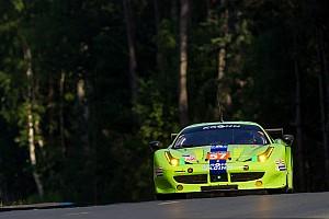Le Mans Qualifying report Krohn Racing Ferrari team ready for the green flag