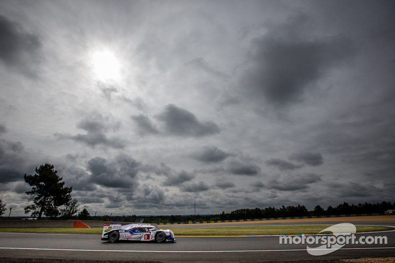Toyota Racing: Le Mans 24 Hours Update 1
