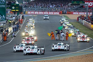 Le Mans Race report Le Mans 2014: Report after six hours