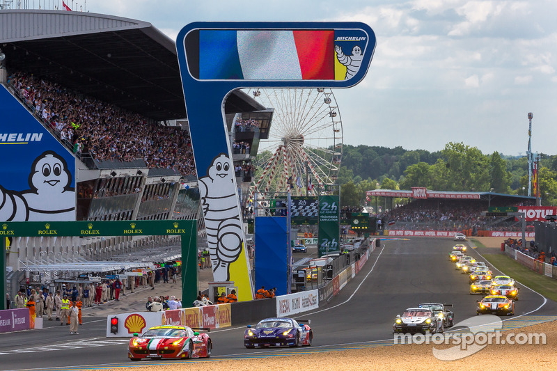 Le Mans 24 Hours: 263 300 spectators!