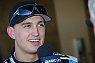 Graham Rahal turns laps at Bristol - Video