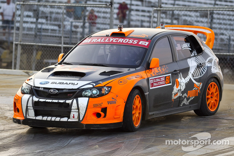 Speed, Lasek, Block, Foust among entries for Volkswagen Rallycross DC