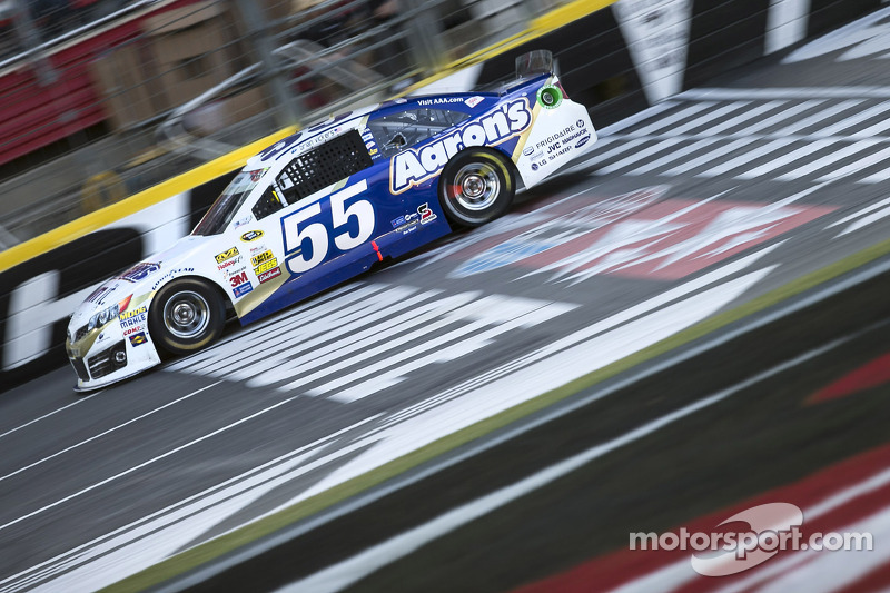 Brian Vickers hopes MWR success at Sonoma continues