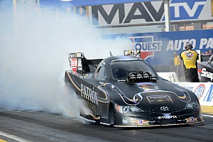 NHRA Preview A New England homecoming for Alexis DeJoria at the Epping race