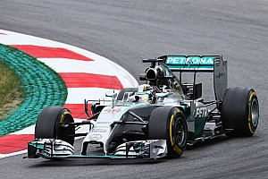 Formula 1 Practice report Hamilton takes over at top in Spielberg