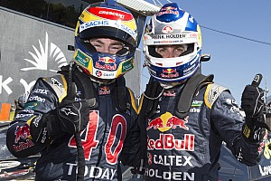 Supercars Race report Race One of the Skycity Triple Crown goes to Jamie Whincup