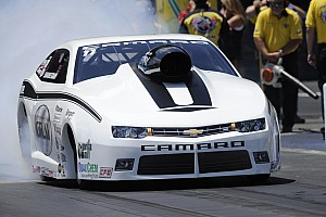 NHRA Qualifying report Brown, Hight, Gray and Arana Jr. are qualifying leaders at New England Nationals
