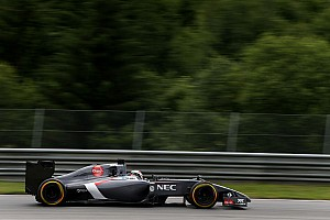 Formula 1 Qualifying report Disappointment for Sauber on qualifying in Spielberg